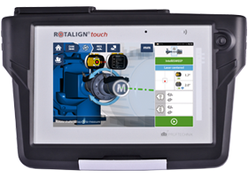 New! Precision meets connectivity with touchscreen tablet and integrated Bluetooth smart sensors.