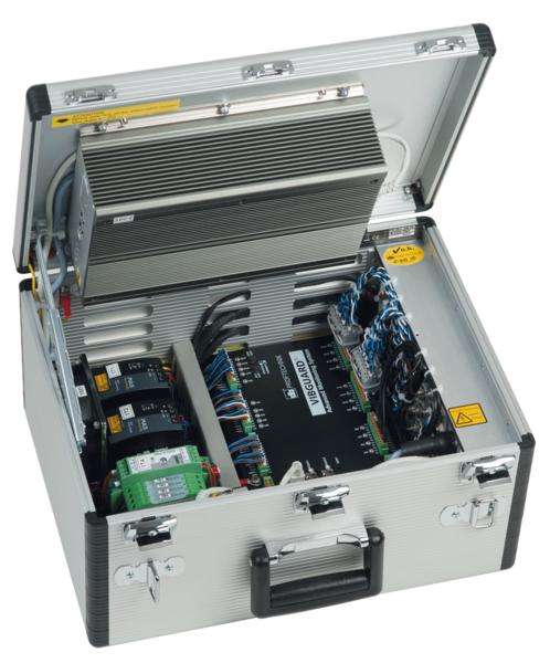 Vibguard Portable Shoreline Reliability